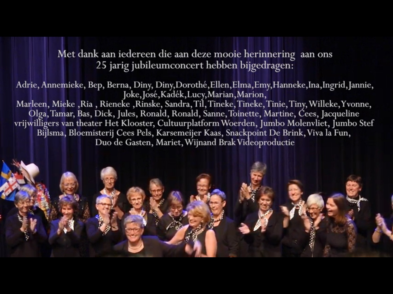 Jubileum Concert 2018